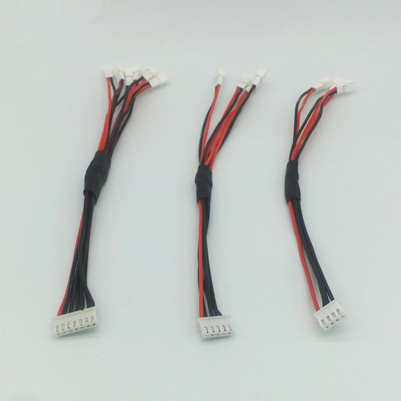 Разъем PH1.25 Коннектор Разъем кабеля адаптера Кабель зарядного устройства Совместим с Разъемом PH1.25 Батарея ISDT 608 620 Q6 для KINGKONG TINY 6 Horizonhobby
