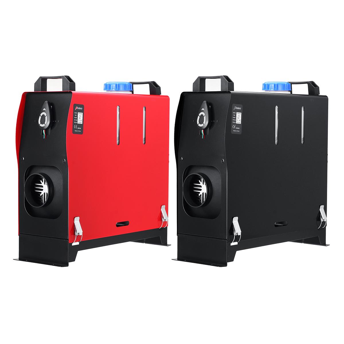 Все в One Единица 8KW 12V Voice Broadcast Авто Отопление Инструмент Diesel Air Нагреватель Автономный обогреватель с одним отверстием для грузового автобу