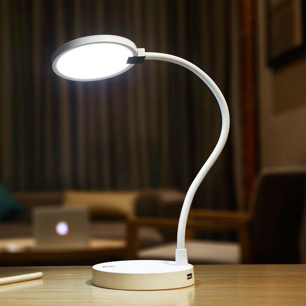 Настольный перезаряжаемый стол Лампа Блок питания от Xiaomi Youpin
