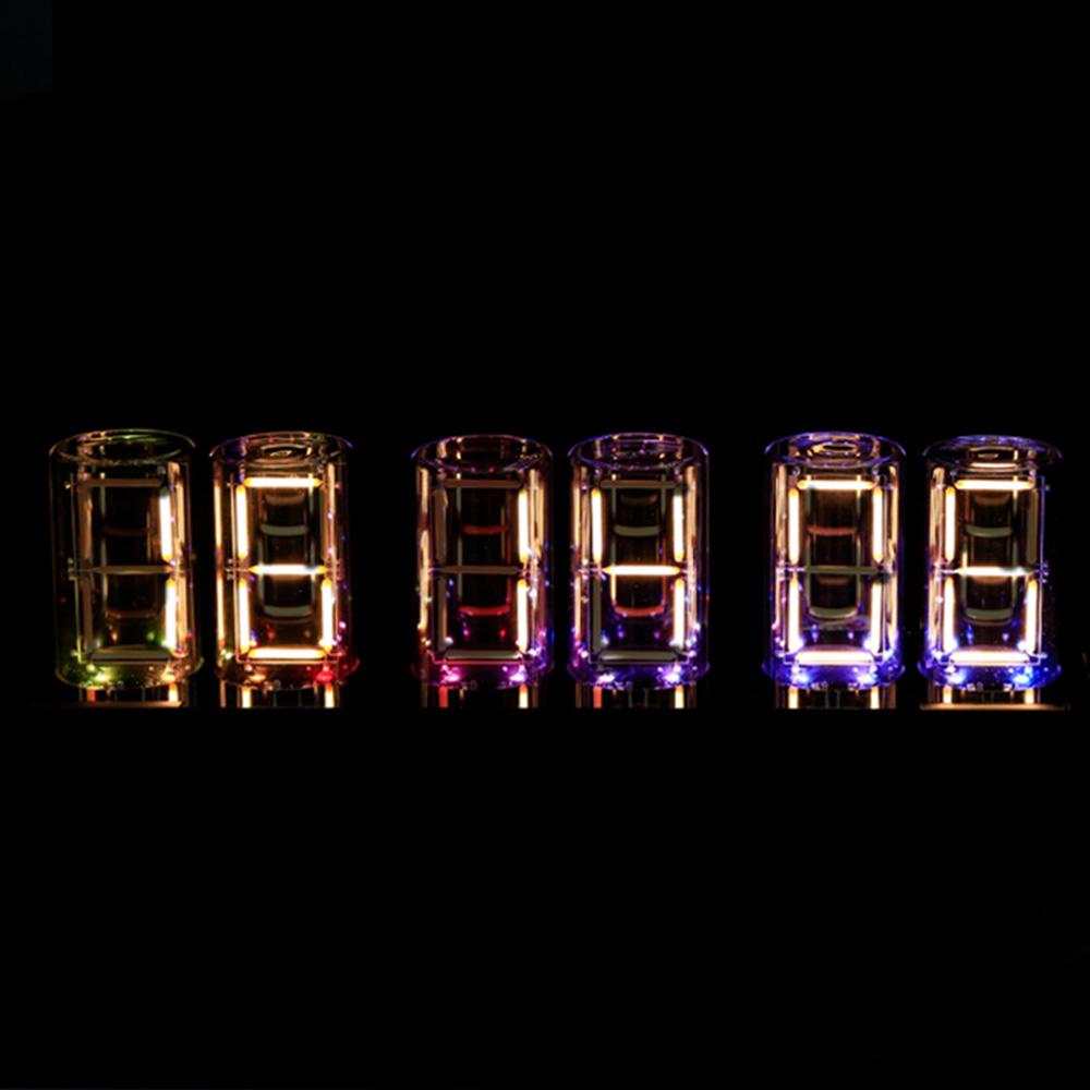 Мм 5V Six Трубка Светодиодный Нить накаливания Часы Электронная цифровая печатная плата Ds1302 DIY Набор Время Дисплей