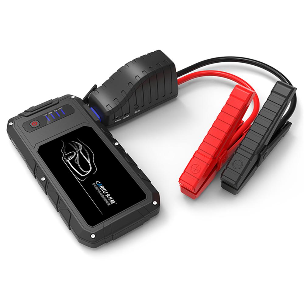X1 Авто Jump Starter 7000mAh 400A Peak Emergency Батарея Booster Портативный блок питания с фонариком LED от Xiaomi Youpin