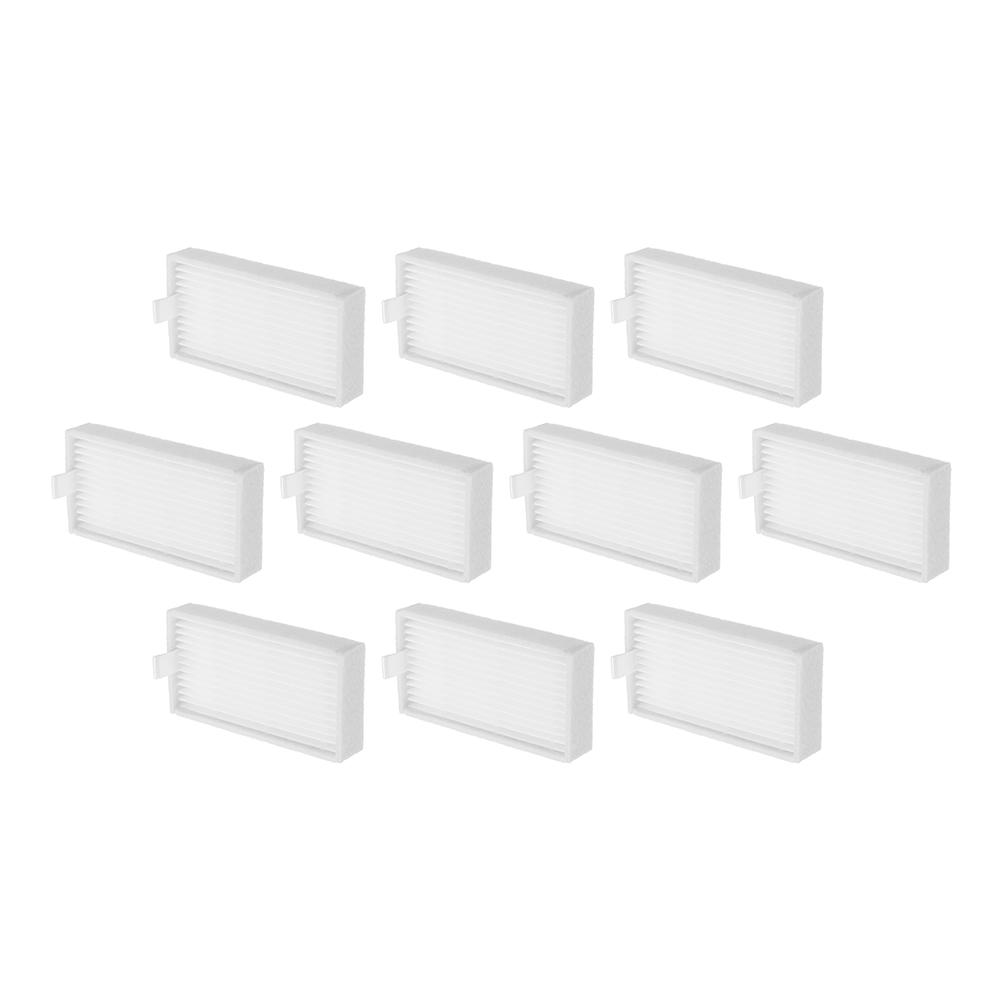 Шт Фильтры для пылесоса, HEPA фильтр, подходящий для CHUWI V3 iLife X5 V5 V3 + V5PRO forECOVACS CR130 cr120 CEN540 CEN250 ML009 Части очистителя