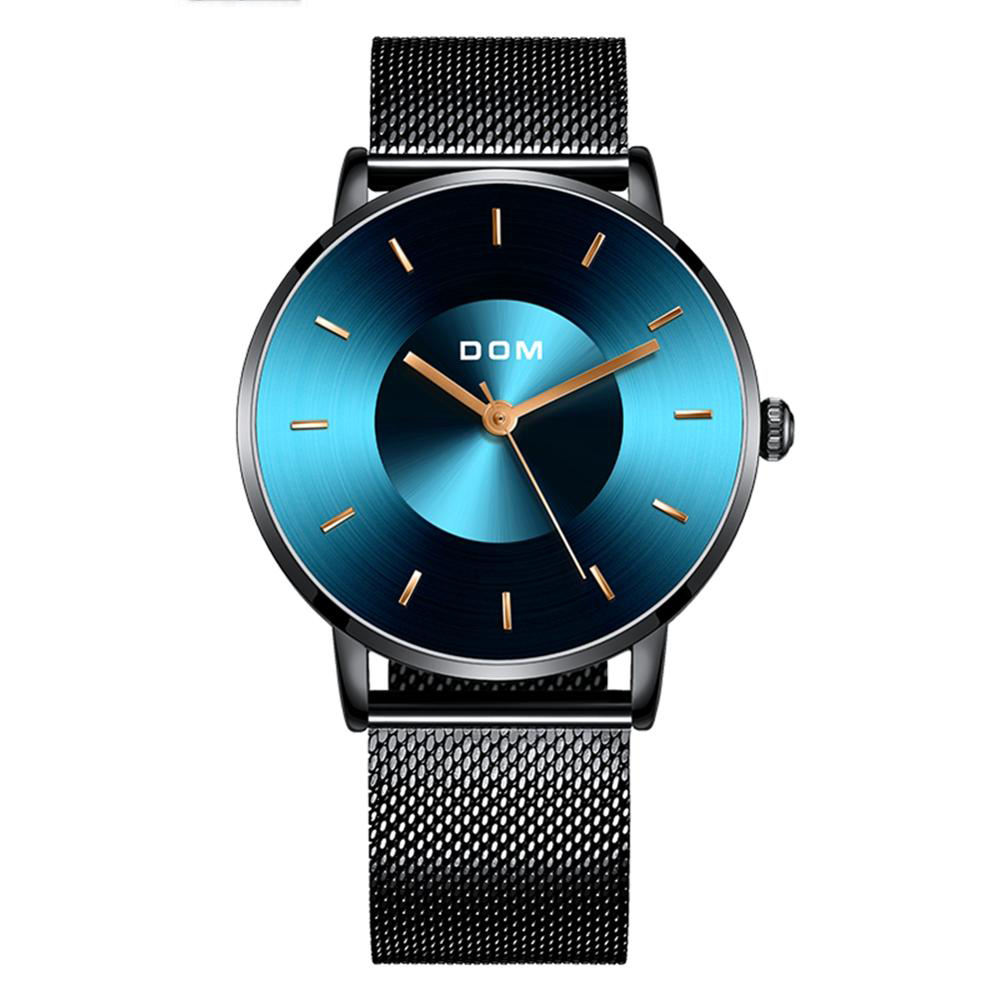 Мода#and#nbsp;Тонкий#and#nbsp;циферблат#and#nbsp;Мужские кварцевые часы