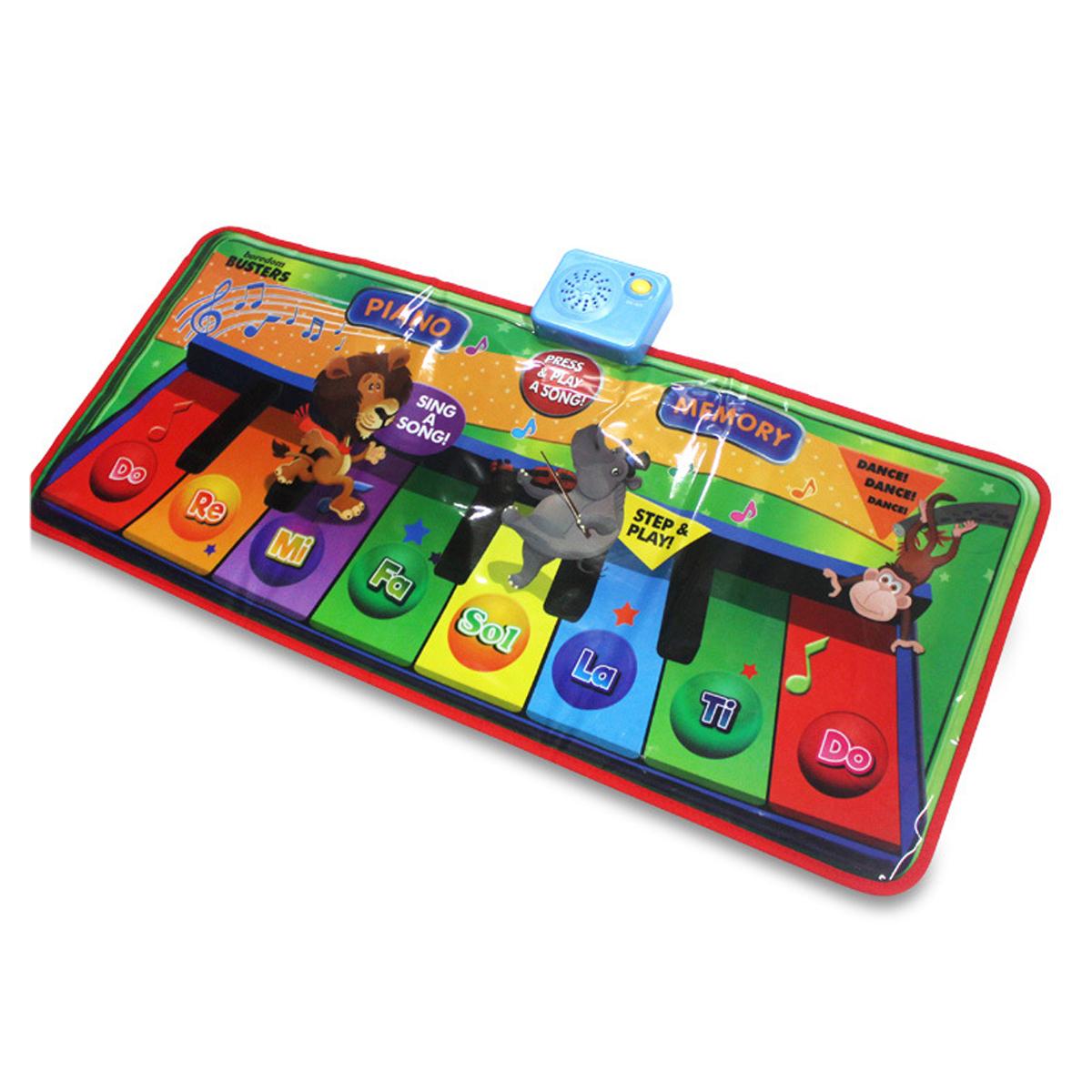 Складная фортепианная подушка Раннее образование ковер пение фортепианная музыка коврик коврик для детей