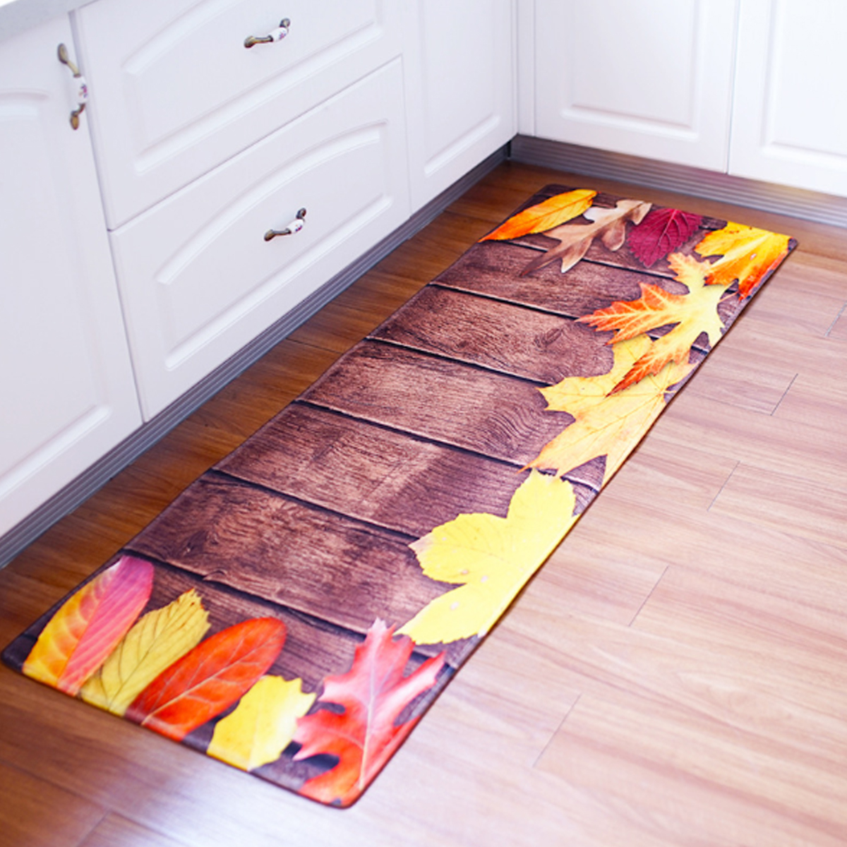 См нескользящей домашней кухни спальня коврик напольный коврик дверь фланель ковер моющийся