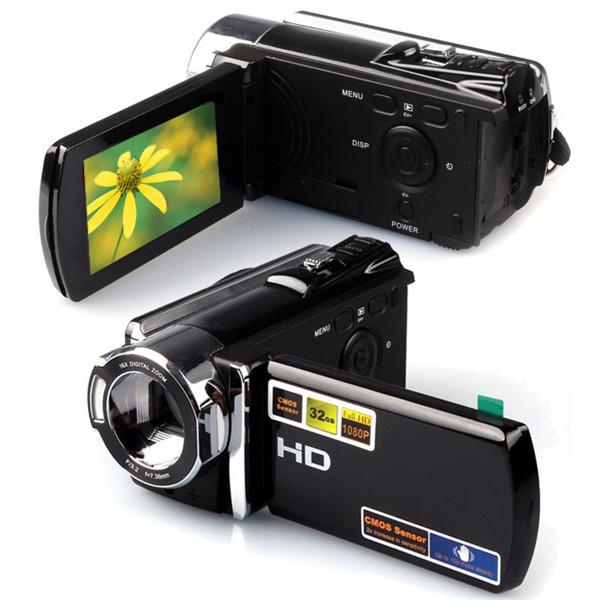 Полный HD 1080p цифровая видеокамера 16 МП 16x цифровой зум цифровой камеры