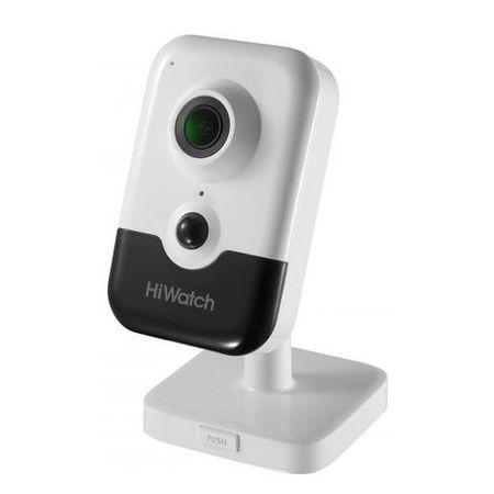 Видеокамера IP HIKVISION HiWatch DS-I214W, 1080p, 4 мм, белый