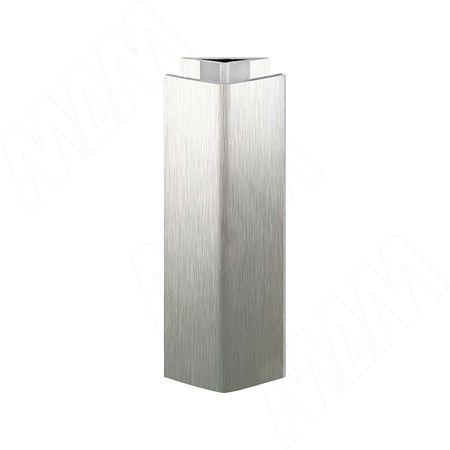 Уголок 135 градусов (высота 100), нержавеющая сталь (19.0034.30)