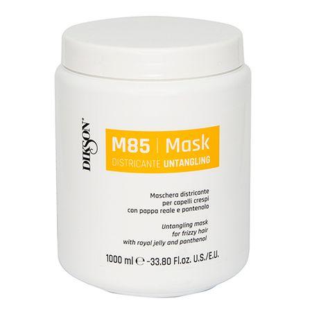 Dikson Маска для облегчения расчёсывания пушистых волос с маточным молочком и пантенолом Maschera Districante M85, 1000 мл (Dikson, SM)