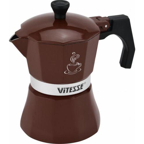 Гейзерная кофеварка VITESSE VS-2647