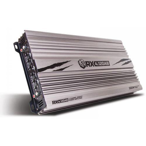 Автомобильный усилитель KICX RX 4.120AB
