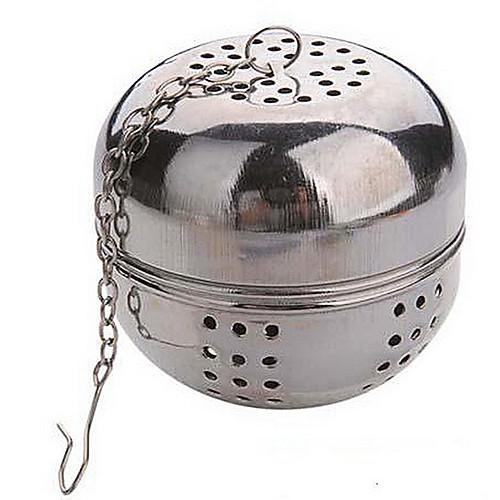 Многофункциональный чай диаметр 5,5 см из нержавеющей мяч блокировки для заварки сетчатые чайники