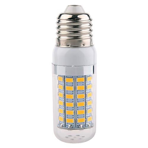 Шт 4 W LED лампы типа Корн 1600 lm E14 G9 GU10 T 69 Светодиодные бусины SMD 5730 Декоративная Тёплый белый Холодный белый 220-240 V 110-130 V / 1 шт. / RoHs