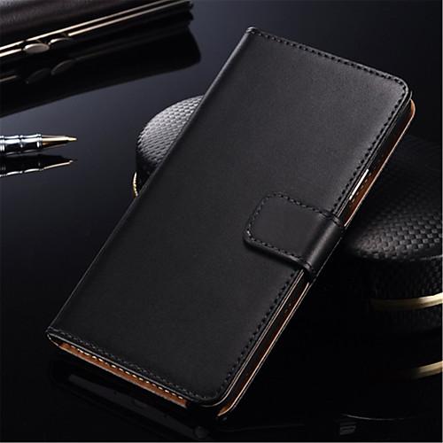 Кейс для Назначение SSamsung Galaxy S8 / S7 Бумажник для карт / Флип Чехол Однотонный Твердый Кожа PU для S7 edge / S7 / S6 edge plus