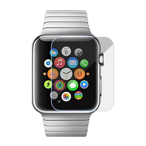 Мм | 42мм прозрачный сверхтонкий HD temped протектор экрана стекло яблока часы