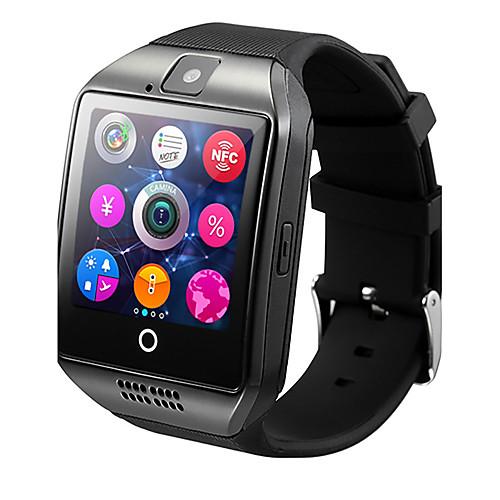 Смарт Часы GPS FM-радио Сенсорный экран Израсходовано калорий Фотоаппарат Хендс-фри звонки Анти-потерянный Длительное время ожидания