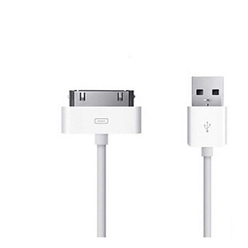 Адаптер USB-кабеля Кабель / Кабель для зарядки / Для передачи данных Нормальная Кабели / Кабель Назначение iPad / iPod Touch / iPad 2 100 cm Назначение ТПУ