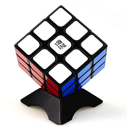 Волшебный куб IQ куб QI YI 333 Спидкуб Кубики-головоломки головоломка Куб Гладкий стикер Игрушки Универсальные Подарок