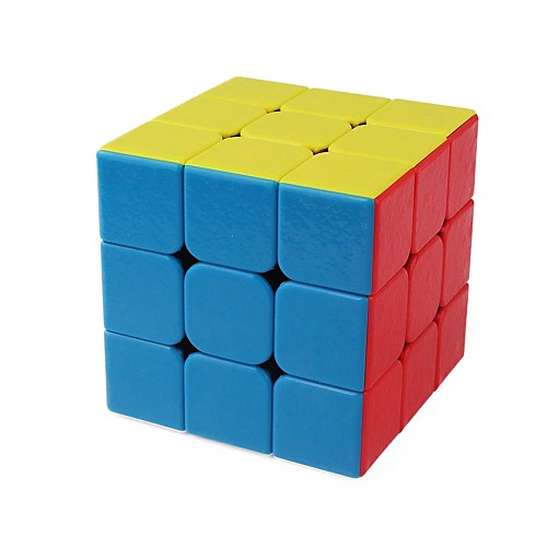 Шт Волшебный куб IQ куб Shengshou D0889 Радужный куб 333 Спидкуб Кубики-головоломки головоломка Куб Для детской Мода Игрушки Все Подарок