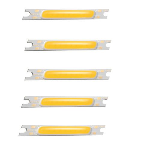 Светящийся теплый белый / холодный белый / ламповый аксессуар светодиодный чип алюминий для diy led light light spotlight