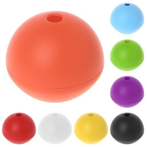 Силиконовый ледяной шарик производитель мороженого различный цвет