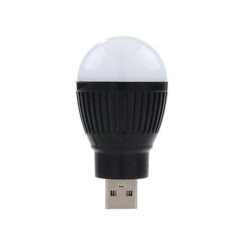 Новинка новейшие мини-USB светодиодные легкие портативные 5 В 5 Вт энергосберегающие лампы шарик для ноутбука гнездо USB