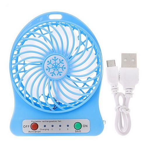 Новинка портативный светодиодный свет мини-вентилятор воздухоохладитель перезаряжаемый USB-вентиляторы стол для вычисления бытовой техники украшения