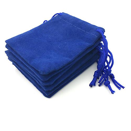 Кубический Чехлы для бижутерии - Синий 7 cm 5 cm 0.2 cm / 50шт