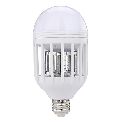Новинка освещения новый светодиодный противомоскитная лампа 15 Вт 1000lm 6500 К электронный насекомых летать приманки убить лампы