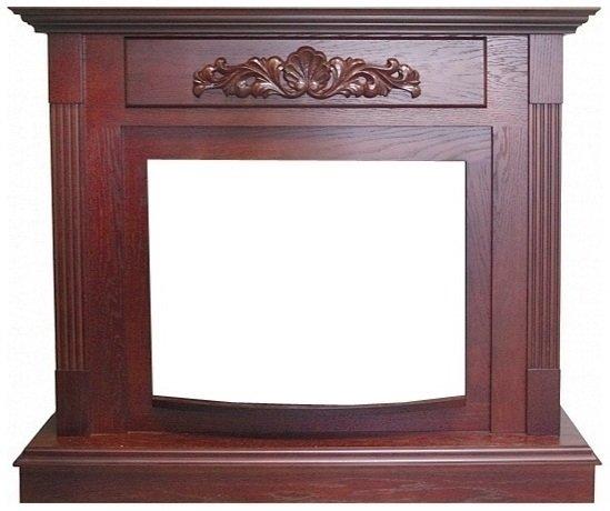 Деревянный портал под очаг Royal Flame