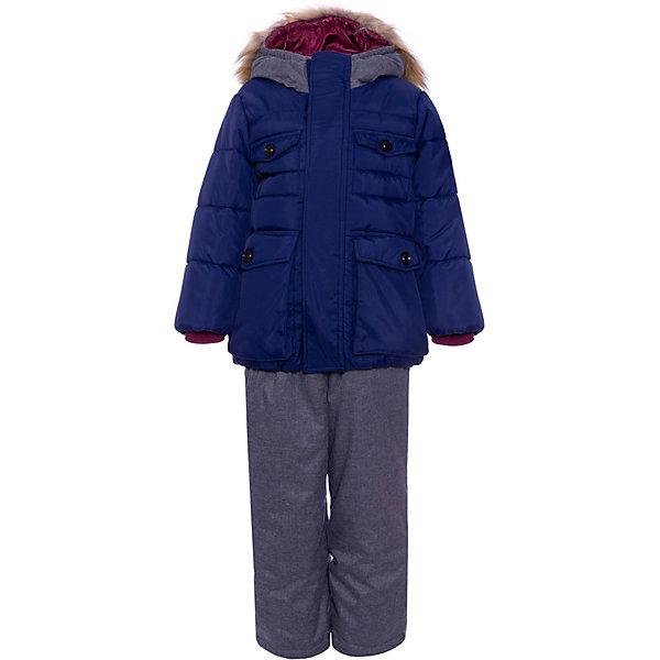 Комплект BOOM by Orby: куртка и полукомбинезон