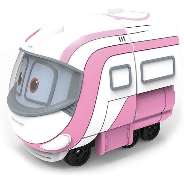 Коллекционный паровозик Silverlit Robot Trains Макси