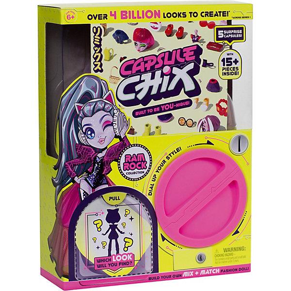 Кукла-конструктор Moose Capsule Chix \