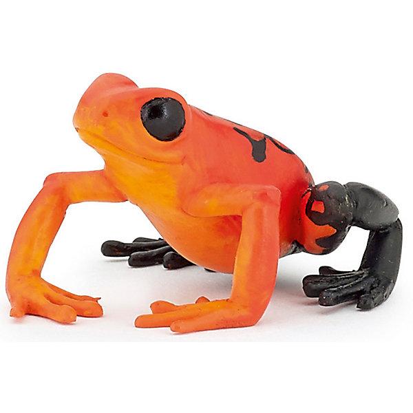 Игровая фигурка PaPo Экваториальная Красная лягушка