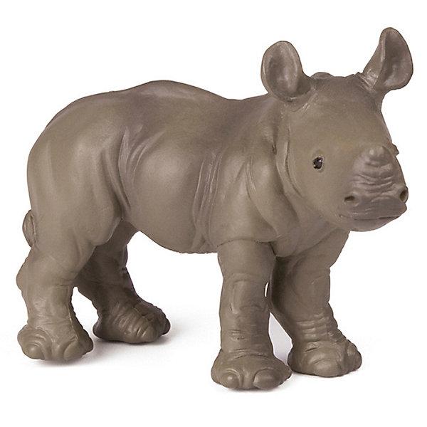 Игровая фигурка PaPo Детёныш носорога