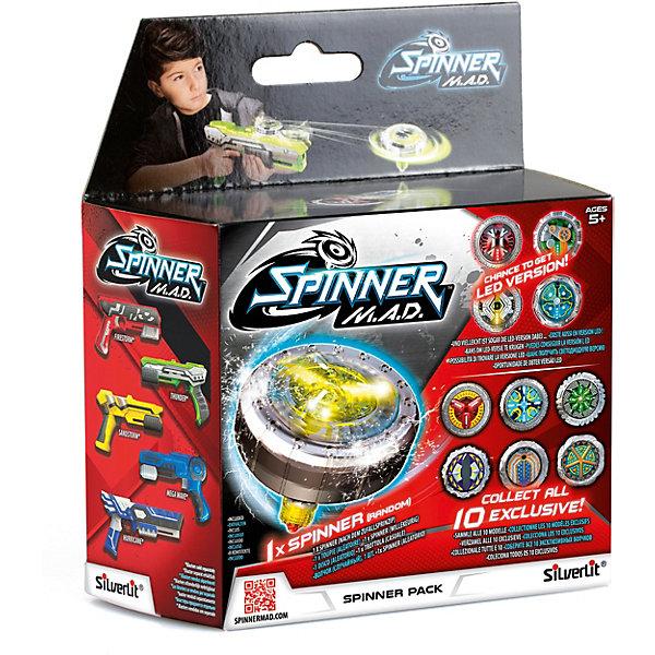 Боевой волчок Silverlit Spinner M.A.D