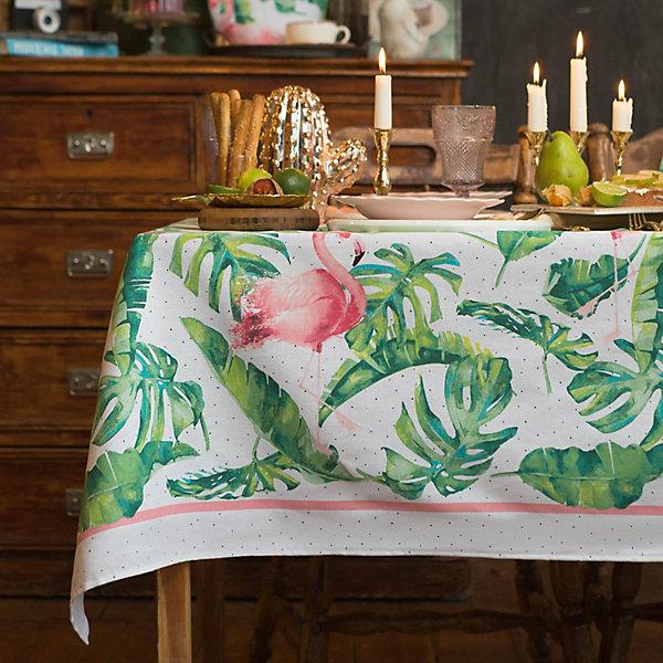 Скатерть Доляна Tropical kitchen, 110х144 см