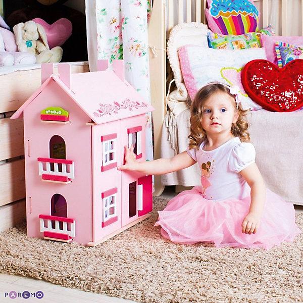 Кукольный домик Paremo \
