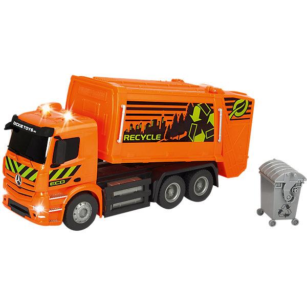 Радиоуправляемая мусоровоз Dickie Toys \