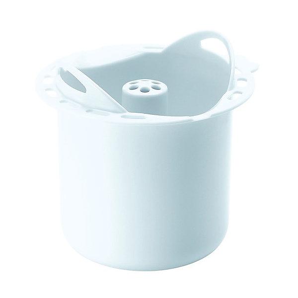 Контейнер для варки круп BBK, Beaba, белый