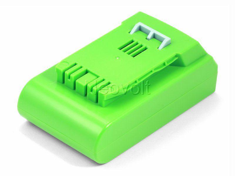 Аккумулятор CameronSino для Greenworks G24 2000mAh