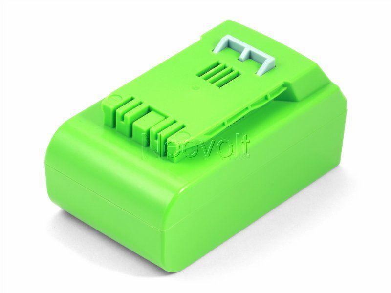 Аккумулятор усиленный CameronSino для Greenworks G24 4000mAh