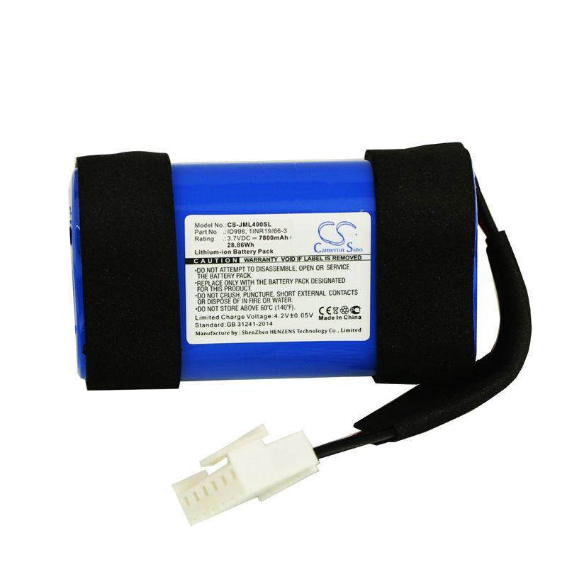 Аккумулятор CameronSino для JBL Charge 4 7800mAh