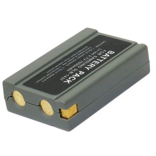 Аккумулятор CameronSino для Samsung Digimax V4, V5, V6, V50, V70 (SLB-1437) 1500mAh