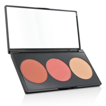 L.A. Lights Blush #and# Highlight Palette - #Culver City Coral 8.7g/0.3oz