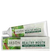 Зубная паста для профилактики возникновения зубного камня JASON Healthy Mouth Tartar Control Toothpaste 119 г