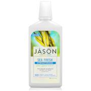 Укрепляющий ополаскиватель для полости рта JASON Sea Fresh Strengthening Mouthwash 473 мл