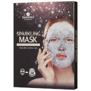 Маска для сияния кожи SHANGPREE Sparkling Mask 23 мл (5 шт. в наборе)