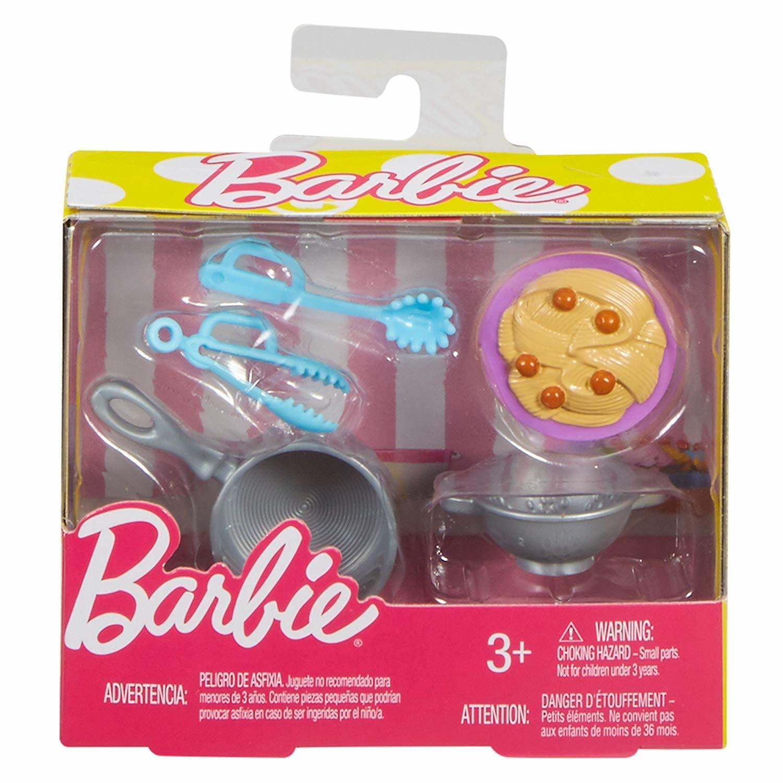 Приготовление спагетти Barbie