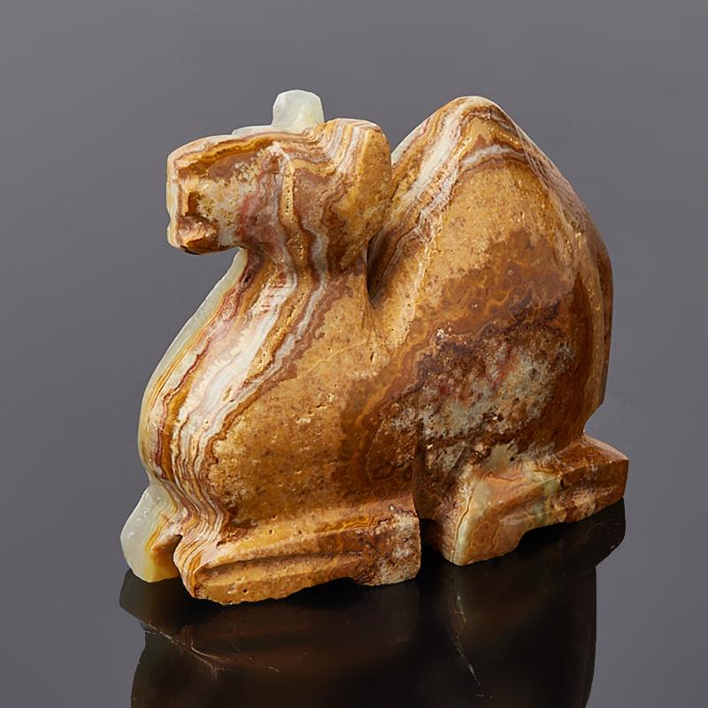 Верблюд оникс мраморный  8 см